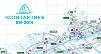 Contamines's map